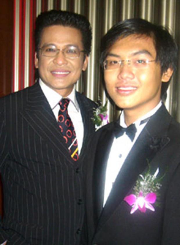 Bất ngờ profile con trai duy nhất của Thanh Bạch - Xuân Hương: Đạt giải MC tại Mỹ, theo chân cha, hiếm khi hỏi thăm mẹ - Ảnh 4.