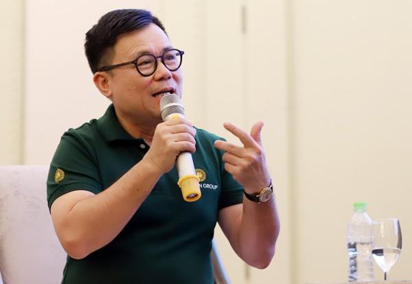 Ông Nguyễn Duy Hưng: Cách làm thương hiệu tốt nhất là tạo ra cảm xúc - Ảnh 1.