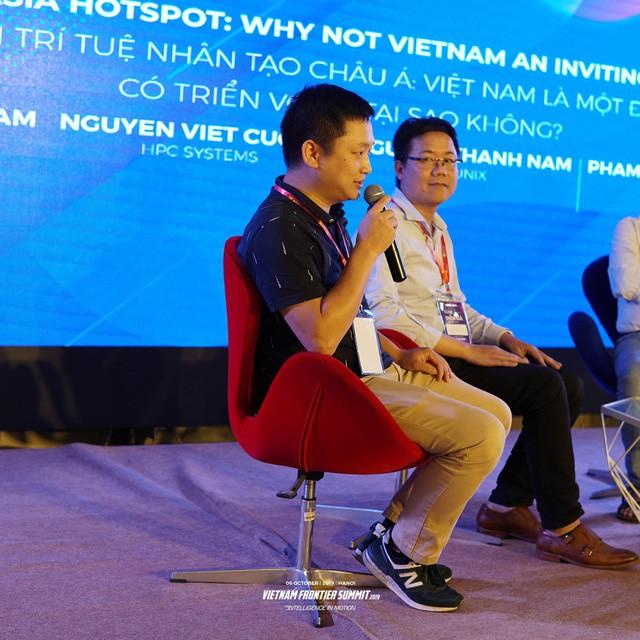 Cựu CEO FPT Nguyễn Thành Nam: Cơ hội của chúng ta nằm trong chính nền giáo dục, chứ không phải công nghiệp - Ảnh 1.