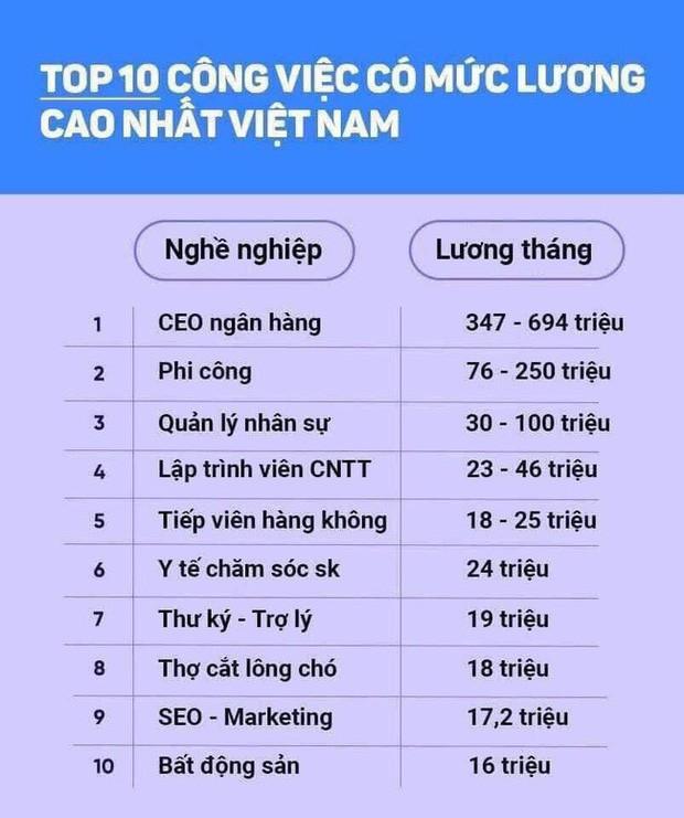 Cắt lông chó - nghề siêu hot lọt top 10 công việc có lương cao nhất ở Việt Nam, kiếm hơn 18 triệu đồng/tháng nhàn như chơi, liệu sự thật như thế nào? - Ảnh 1.