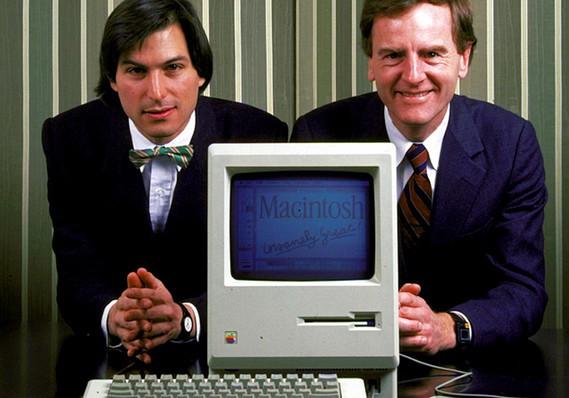 """john sculley - photo 1 1570516309739553199610 - CEO """"tệ"""" nhất lịch sử Apple: Được Steve Jobs đích thân tuyển nhưng lại khiến ông phải ra đi, chiến lược sai lầm và mối quan hệ không thể hàn gắn"""