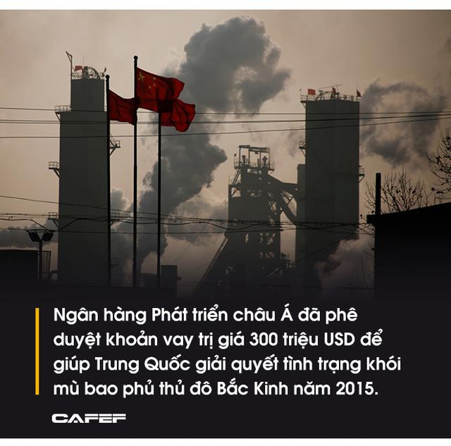 Đánh đổi môi trường lấy tăng trưởng kinh tế, Trung Quốc vẫn đang còng lưng trả nợ vì cái giá quá đắt - Ảnh 3.