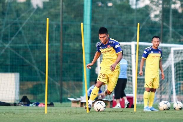 Danh sách tuyển Việt Nam đấu Malaysia: Văn Kiên và Xuân Mạnh bị loại - Ảnh 1.