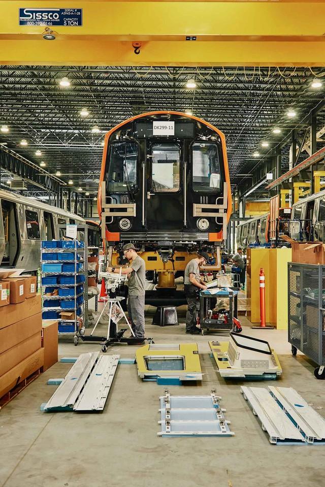 Bloomberg: Không nên tin tưởng tập đoàn đường sắt lớn nhất Trung Quốc sản xuất tàu điện ngầm, họ sắp thống trị toàn bộ ngành đóng tàu của thế giới!  - Ảnh 3.