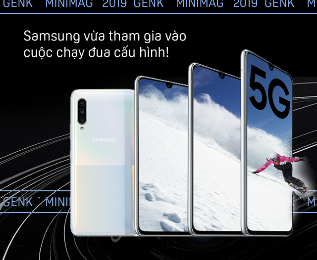 2019 là một năm buồn của Samsung, trừ khi bạn thực sự nhận ra dã tâm của ông vua smartphone - Ảnh 3.