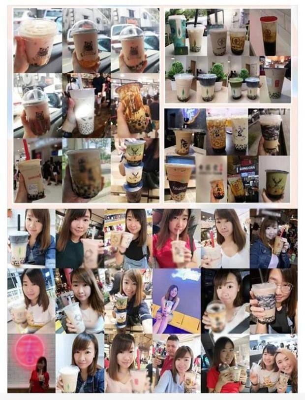 Bỏ uống trà sữa trong 4 tháng, cô gái gom đủ tiền mua vé máy bay đi du lịch nước ngoài - Ảnh 3.
