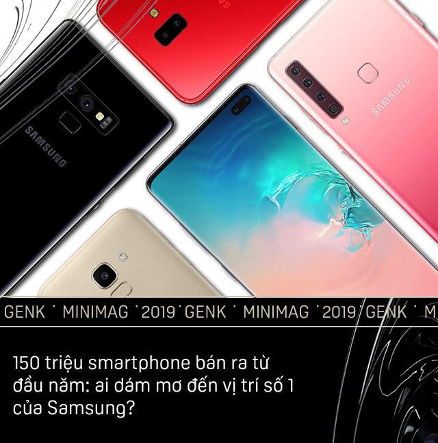 2019 là một năm buồn của Samsung, trừ khi bạn thực sự nhận ra dã tâm của ông vua smartphone - Ảnh 5.