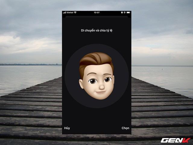 iOS 13: Cách tạo ảnh cá nhân 3D trong iMessage để làm ảnh đại diện khi liên lạc - Ảnh 11.