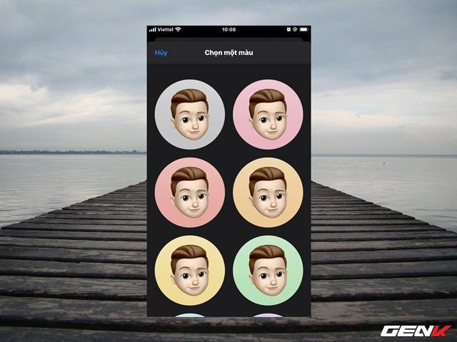 iOS 13: Cách tạo ảnh cá nhân 3D trong iMessage để làm ảnh đại diện khi liên lạc - Ảnh 12.