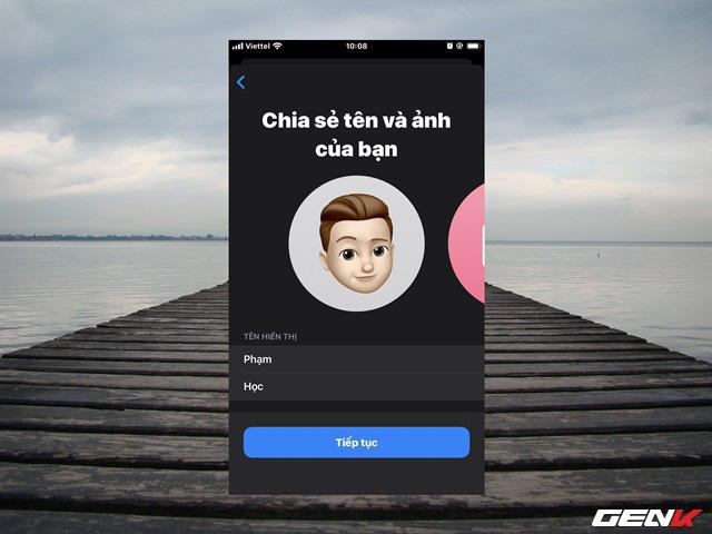 iOS 13: Cách tạo ảnh cá nhân 3D trong iMessage để làm ảnh đại diện khi liên lạc - Ảnh 13.