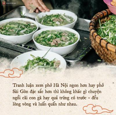 Ăn phở Sài Gòn cũng như nghe Hương Ly cover, ngon thì có ngon nhưng cửa nào bằng hàng chuẩn? - Ảnh 2.