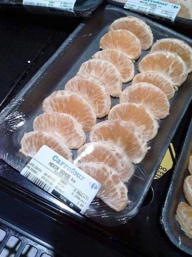Những kiểu đóng gói thực phẩm khó hiểu trong siêu thị nước ngoài khiến bạn tự hỏi liệu có đang đi lạc sang hành tinh khác? - Ảnh 16.