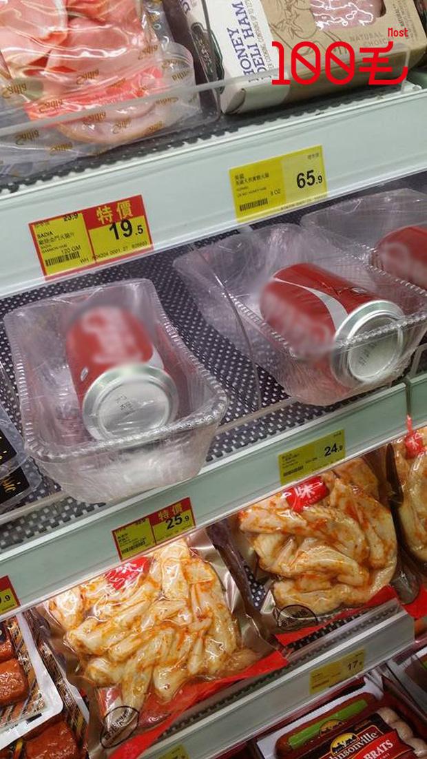 Những kiểu đóng gói thực phẩm khó hiểu trong siêu thị nước ngoài khiến bạn tự hỏi liệu có đang đi lạc sang hành tinh khác? - Ảnh 3.