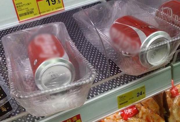 Những kiểu đóng gói thực phẩm khó hiểu trong siêu thị nước ngoài khiến bạn tự hỏi liệu có đang đi lạc sang hành tinh khác? - Ảnh 4.