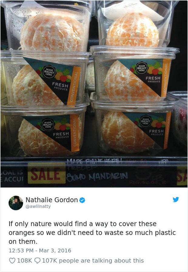Những kiểu đóng gói thực phẩm khó hiểu trong siêu thị nước ngoài khiến bạn tự hỏi liệu có đang đi lạc sang hành tinh khác? - Ảnh 7.