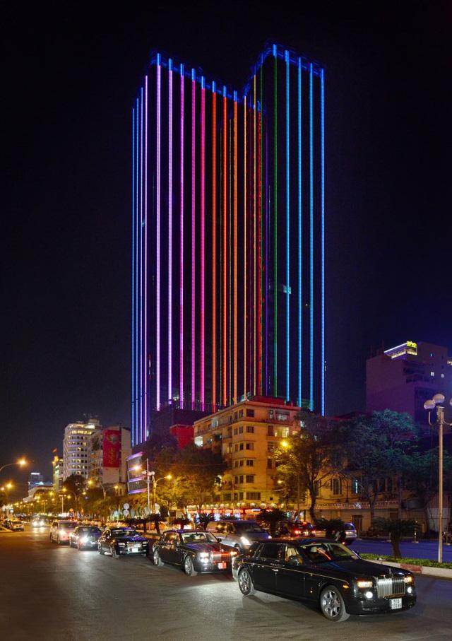 Bên trong khách sạn 6 sao Bảo Thy tổ chức đám cưới: Nơi dành cho giới quyền lực và siêu giàu - Ảnh 2.