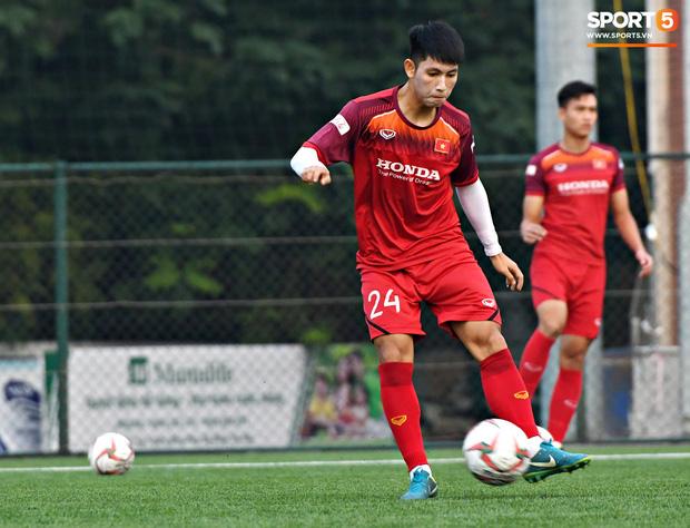 Họp báo trước trận Việt Nam vs UAE - Vòng loại World Cup 2022: Đội khách gặp sự cố vì tắc đường, đánh giá Việt Nam cao hơn Thái Lan - Ảnh 3.
