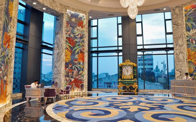 Bên trong khách sạn 6 sao Bảo Thy tổ chức đám cưới: Nơi dành cho giới quyền lực và siêu giàu - Ảnh 4.