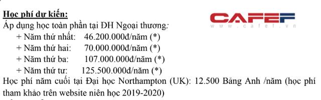 Mức phí đào tạo 35.000 USD/năm gây sốc của VinUni và thực trạng mỗi năm Việt Nam chảy máu ngoại tệ 3-4 tỷ USD cho học sinh du học nước ngoài - Ảnh 4.