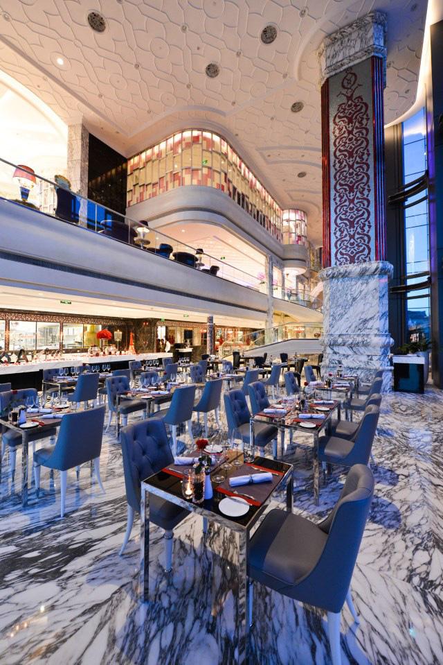 Bên trong khách sạn 6 sao Bảo Thy tổ chức đám cưới: Nơi dành cho giới quyền lực và siêu giàu - Ảnh 5.