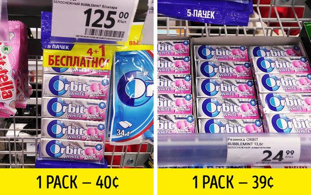 10 mánh khóe các siêu thị thường dùng để bẫy khách mua hàng, theo chia sẻ của một nhân viên marketing lâu năm - Ảnh 6.