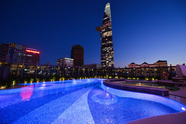 Bên trong khách sạn 6 sao Bảo Thy tổ chức đám cưới: Nơi dành cho giới quyền lực và siêu giàu - Ảnh 6.