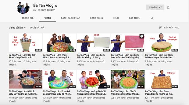 """Cuộc chiến đọ view giữa các kênh du lịch - ẩm thực hot nhất hiện nay: Khoa Pug, Bà Tân cũng phải """"chào thua"""" trước YouTuber này! - Ảnh 10."""