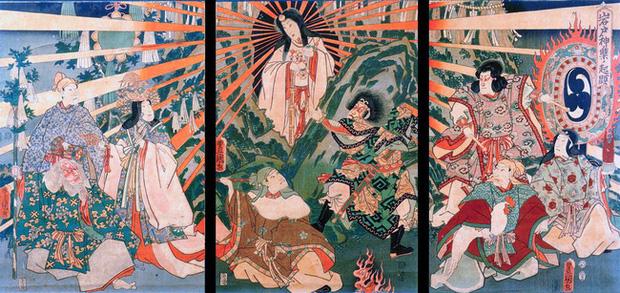 Hôm nay Nhật hoàng sẽ qua đêm với Nữ thần mặt trời trong nghi lễ lên ngôi cuối cùng trị giá hơn 580 tỷ đồng - Ảnh 1.