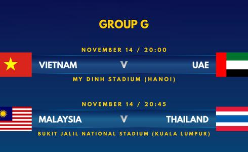 Tiến Linh lập siêu phẩm, tuyển Việt Nam hạ gục UAE để chiếm ngôi đầu bảng từ tay Thái Lan - Ảnh 31.