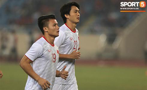 Tiến Linh lập siêu phẩm, tuyển Việt Nam hạ gục UAE để chiếm ngôi đầu bảng từ tay Thái Lan - Ảnh 35.