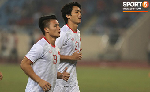 Tiến Linh lập siêu phẩm, tuyển Việt Nam hạ gục UAE để chiếm ngôi đầu bảng từ tay Thái Lan - Ảnh 37.