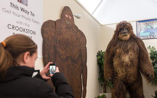 Xuất hiện video ghi lại tiếng hú lạ kỳ của Bigfoot, chứng minh sinh vật huyền bí này thật sự tồn tại - Ảnh 3.