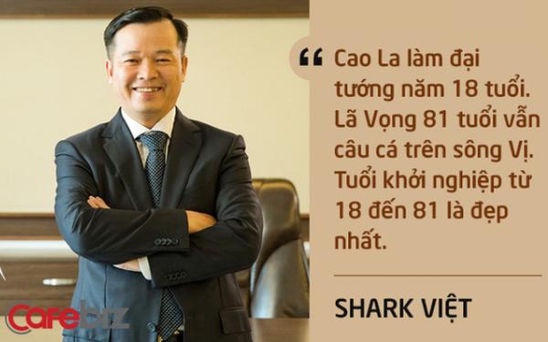 Nên bỏ việc lương ổn định để khởi nghiệp hay không? Shark Việt bảo cuộc sống là đánh đổi, quan trọng phải biết mình thật sự muốn gì! - Ảnh 1.