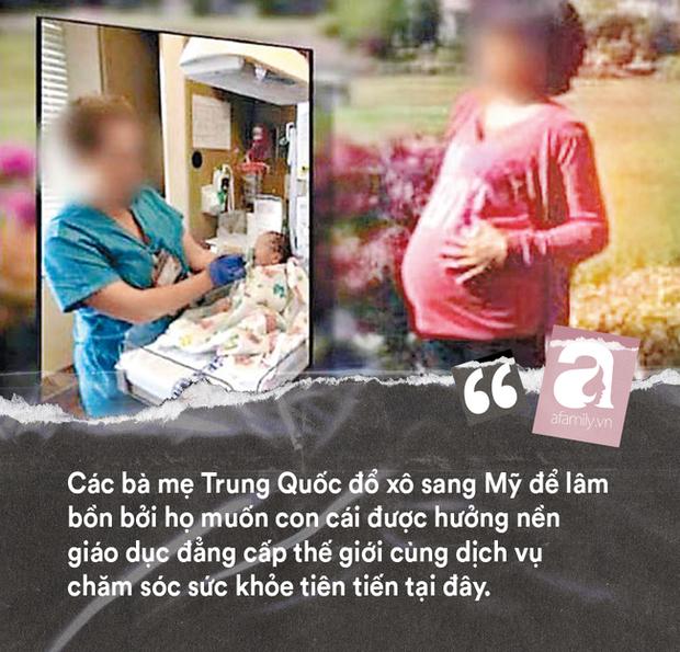 Bên trong khách sạn sinh nở mang giấc mơ quốc tịch Mỹ của các bà mẹ Trung Quốc và những nỗi niềm không phải ai cũng hiểu - Ảnh 2.