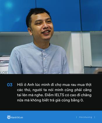 Thầy Tú Phạm 9.0 Speaking: Đạt 6.5 IELTS không khó, chỉ có điều học sinh Việt Nam giỏi mỗi khoanh ABCD, câu này đúng câu kia sai còn khả năng vận dụng bằng 0 - Ảnh 3.