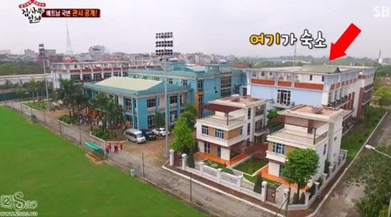 Ngắm căn nhà của thầy Park Hang Seo ở Hà Nội - Ảnh 1.