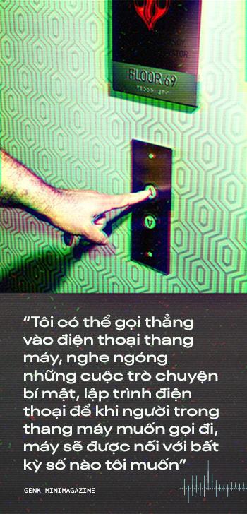 Bí mật trong thang máy: cổng không gian đặc biệt cho phép trò chuyện với người lạ bằng đường dây khẩn cấp - Ảnh 1.