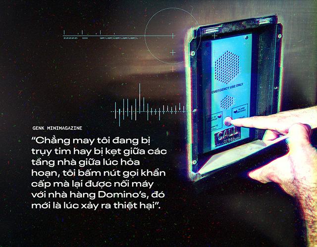 Bí mật trong thang máy: cổng không gian đặc biệt cho phép trò chuyện với người lạ bằng đường dây khẩn cấp - Ảnh 4.