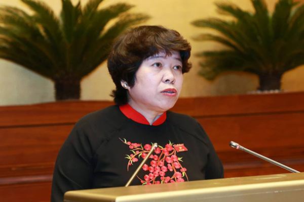 Quốc hội chốt tuổi nghỉ hưu nam 62, nữ 60 - Ảnh 2.