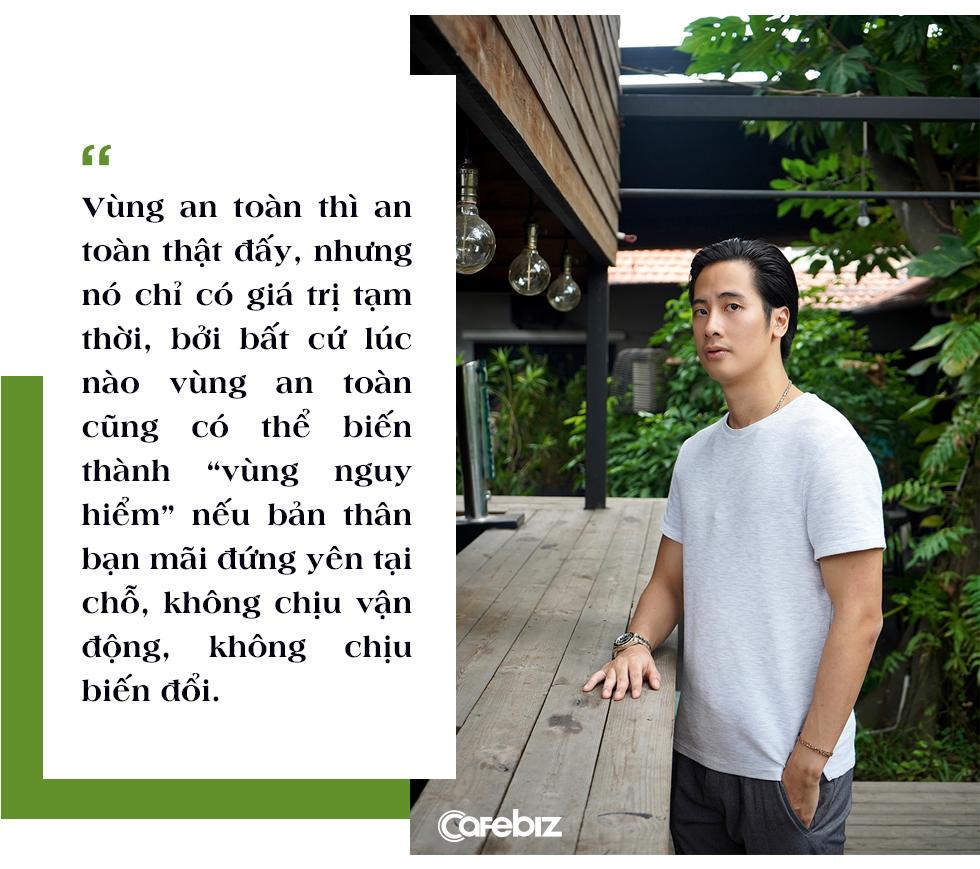 """JV Trần Đức Việt: Thành công, không phải là cảm thấy thỏa mãn với những gì đạt được, mà là hài lòng với những gì mình đã đánh đổi"""" - Ảnh 4."""