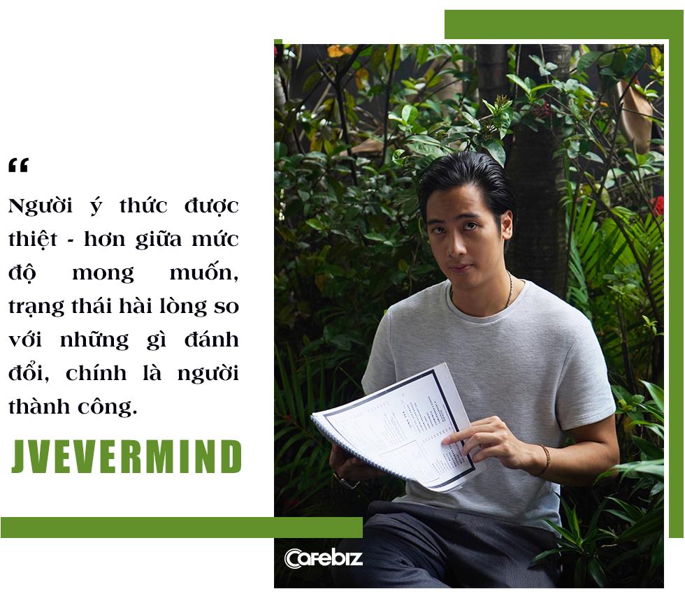 """JV Trần Đức Việt: Thành công, không phải là cảm thấy thỏa mãn với những gì đạt được, mà là hài lòng với những gì mình đã đánh đổi"""" - Ảnh 9."""