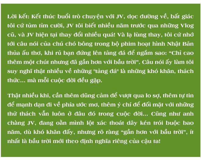 """JV Trần Đức Việt: Thành công, không phải là cảm thấy thỏa mãn với những gì đạt được, mà là hài lòng với những gì mình đã đánh đổi"""" - Ảnh 10."""