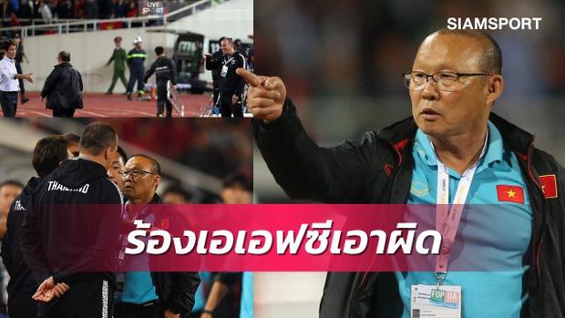 Trợ lý tuyển Thái Lan xin lỗi rất nhiều người, trừ HLV Park Hang-seo, đối mặt án phạt cực nặng nếu có tội - Ảnh 2.