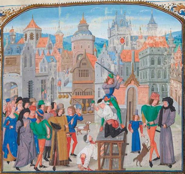 Cuộc sống của một đao phủ thời Trung Cổ sẽ diễn ra như thế nào? - Ảnh 2.