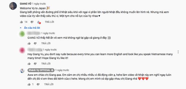 """Đăng clip thử tài nói tiếng Anh của người Nhật, """"hotgirl 7 thứ tiếng"""" Khánh Vy bất ngờ vì phản ứng trái chiều của dân mạng - Ảnh 2."""