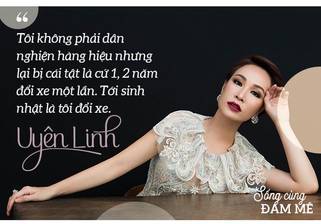 """Uyên Linh: """"Sau 10 năm đi hát, tôi tự hào vì mình chỉ sống bằng mỗi việc cầm mic"""" - Ảnh 3."""