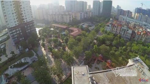 Lật mở đường thâu tóm loạt 'đất vàng' ở Hà Nội của Lã Vọng - Ảnh 2.