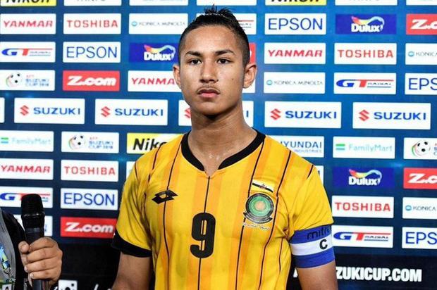 Tiền đạo U22 Brunei sắp đối đầu U22 Việt Nam chiều nay: 21 tuổi sở hữu khối tài sản nghìn tỷ, đi đá bóng chỉ vì đam mê - Ảnh 2.
