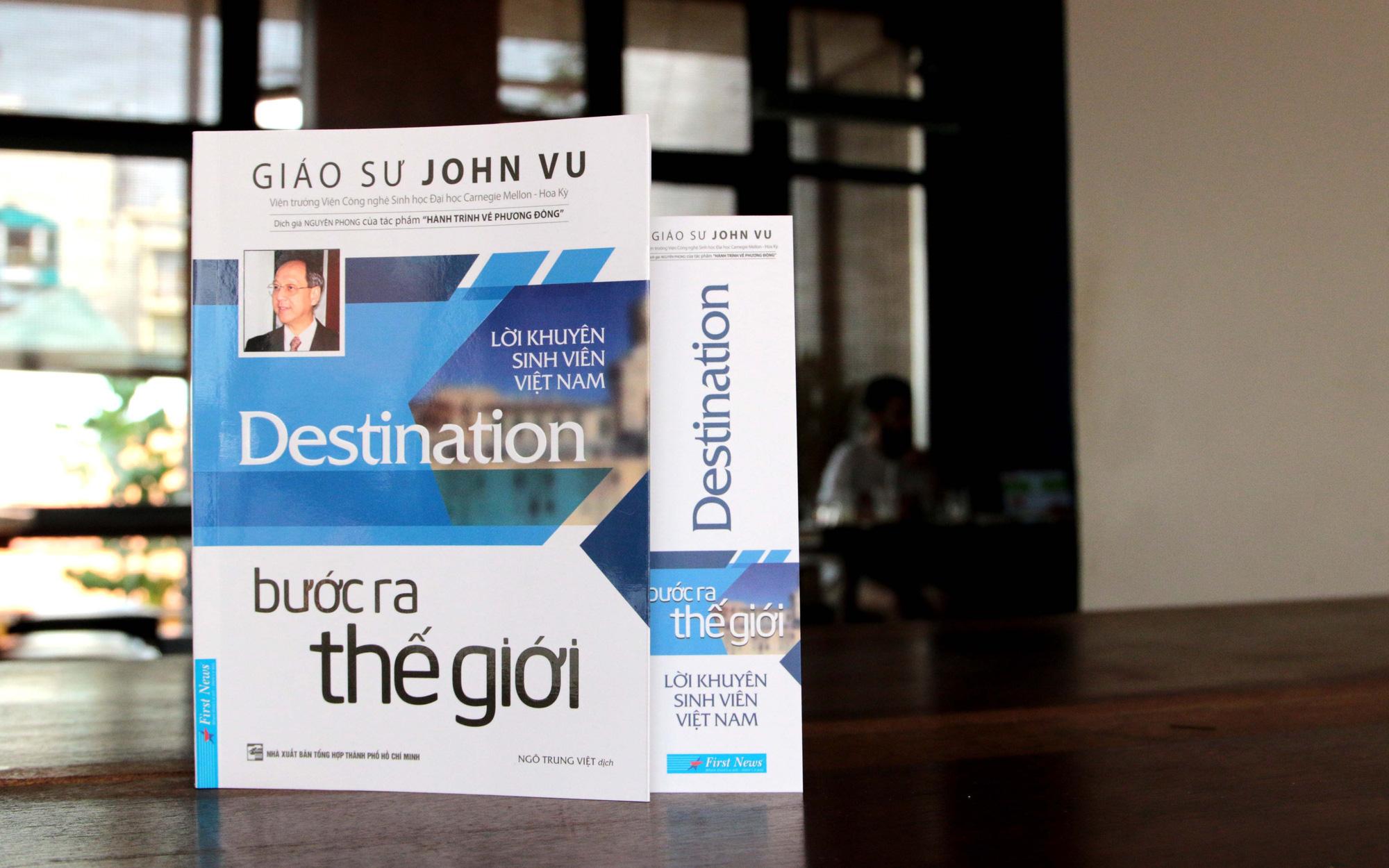 Bước ra thế giới – Lời khuyên của GS. John Vũ dành cho học sinh, sinh viên Việt Nam