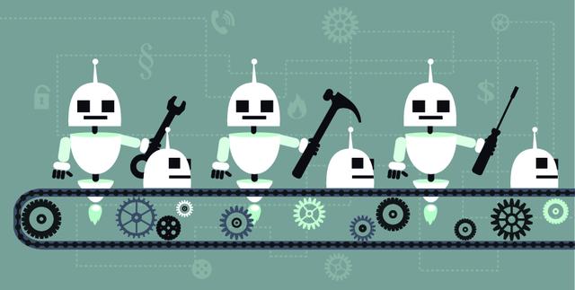 Bloomberg: Công nghệ sẽ thay thế con người hay tạo ra một thế hệ xuất chúng hơn?  - Ảnh 1.
